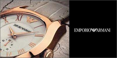 Collezione Orologi Emporio Armani