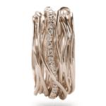 Anello Filodellavita 13 Fili Classic Oro Rosa Diamanti - AN13RBT Anello Filodellavita 13 Fili Classic Oro Rosa Diamanti - AN13RBT