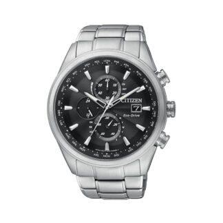 Orologio Cronografo Citizen Uomo Acciaio AT8011-55E