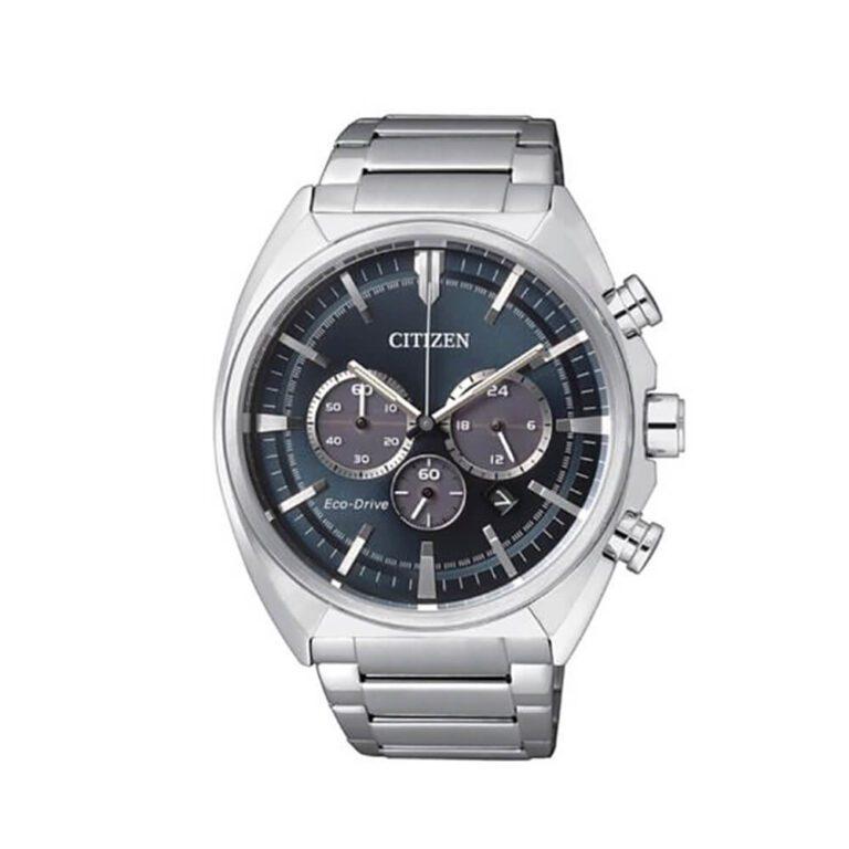 Orologio Cronografo Citizen Eco Drive Uomo Acciaio Chrono CA4280-53L
