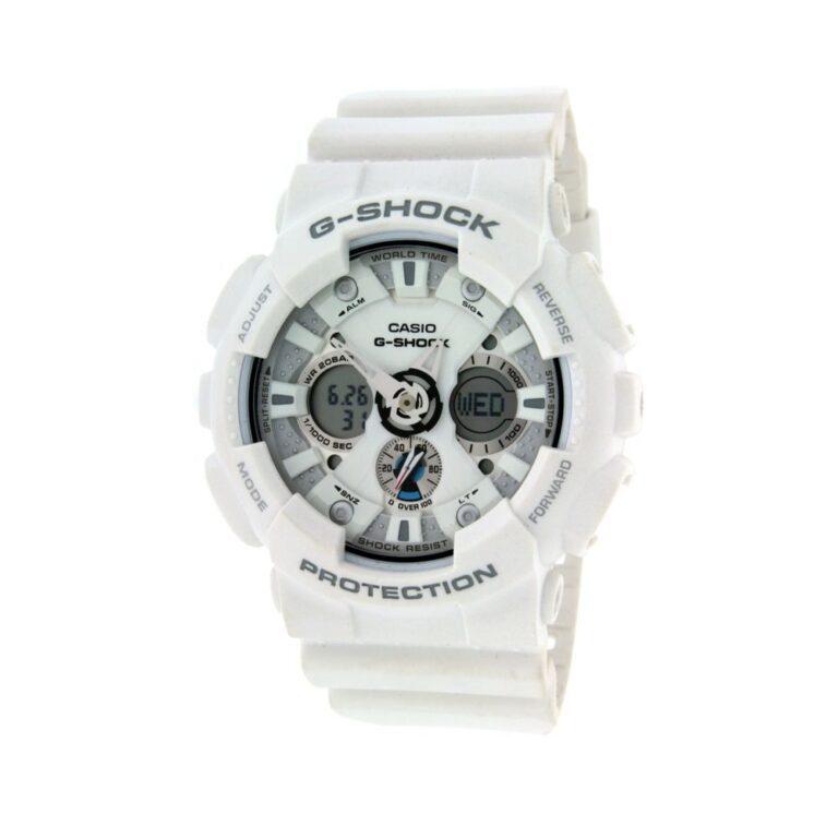 Orologio Casio Resina Cronografo   G-Shock – GA-120A-7AER