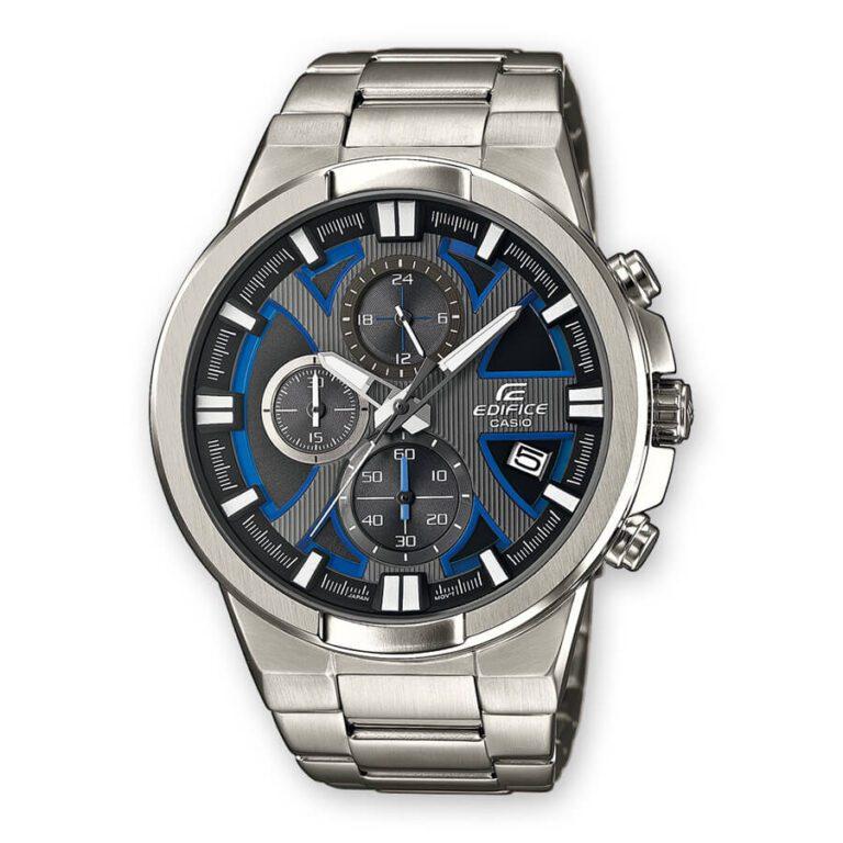 Orologio Cronografo Casio da Uomo Acciaio EFR-544D-1A2VUEF