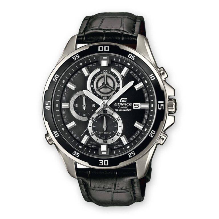 Orologio Cronografo Casio Uomo Acciaio - EFR-547L-1AVUEF