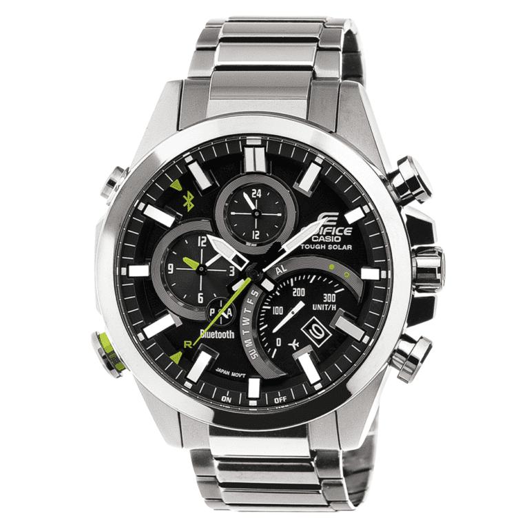 Orologio Cronografo Casio Edifice Uomo Acciaio – EQB-500D-1AER