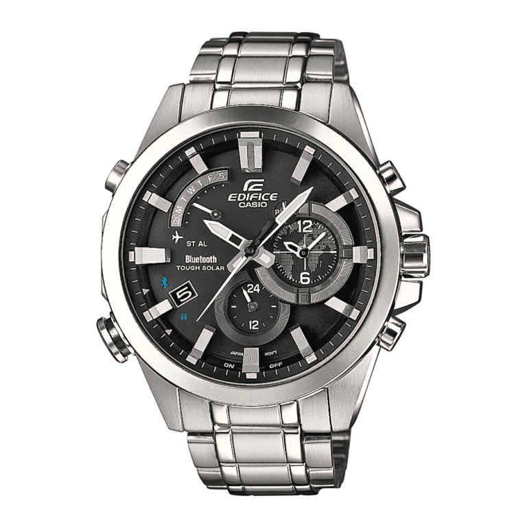 Cronografo Casio Edifice Uomo Acciaio – EQB-510D-1AER