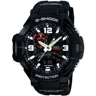Orologio Cronografo Casio G-Shock da Uomo in Resina - Gravitymaster - GA-1000-1AER
