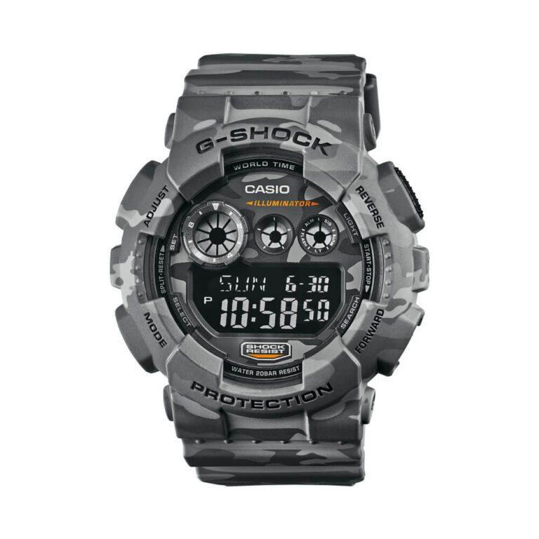 Orologio Casio Cronografo Since 1983 - GD-120CM
