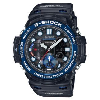 Orologio Cronografo Casio G-Shock da Uomo in Resina - Gulfmaster - GN-1000B-1AER