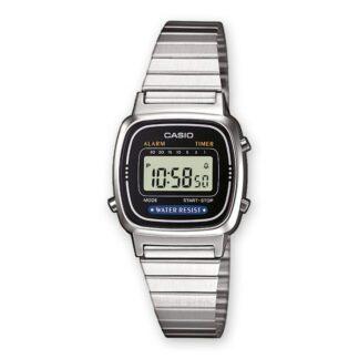 Orologio Digitale Casio Donna Acciaio – LA670WEA-1EF