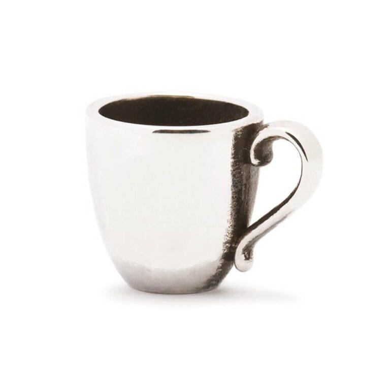Bead Trollbeads Tazza da Tè in Argento - 11161