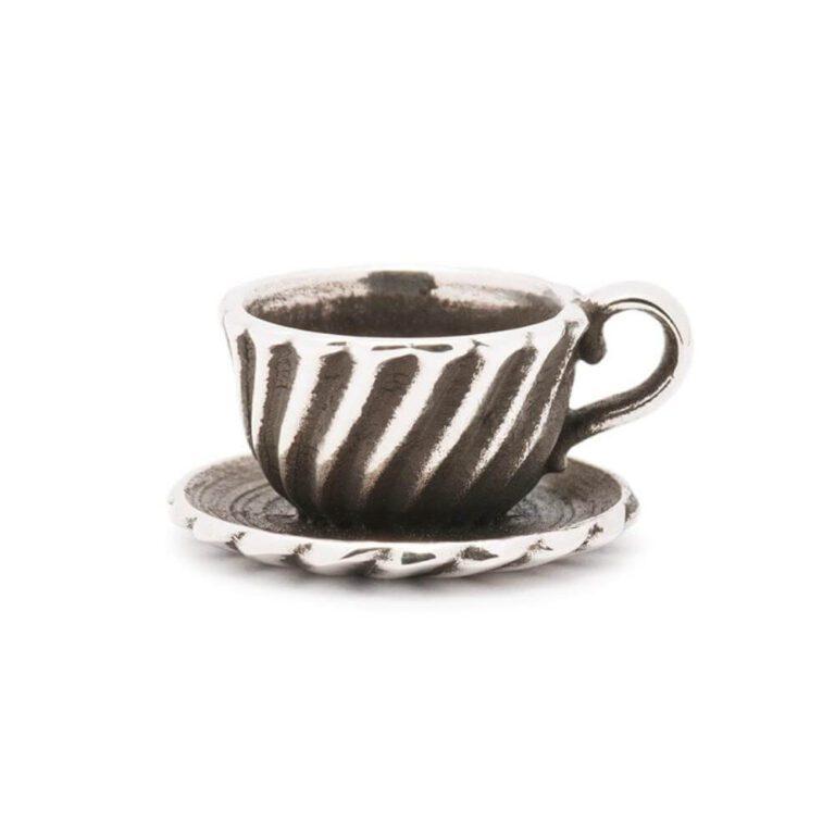 Bead Trollbeads Tazza da Caffè in Argento - 11162