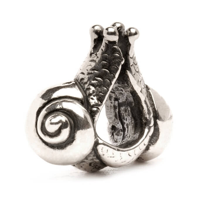 Beads Trollbeads Chiocciole Innamorate in Argento - 11321