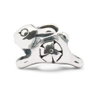 Beads Trollbeads Coniglietto Vivace in Argento - 11361