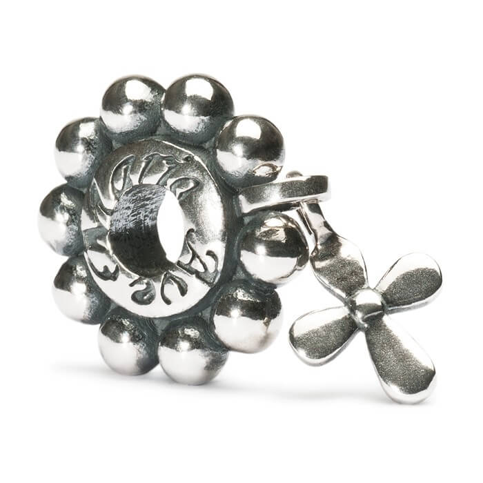 Beads Trollbeads Rosario in Argento - 11364