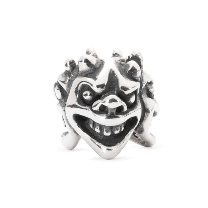 Beads Museo Trollbeads I Tre Guardiani in Argento - 11533