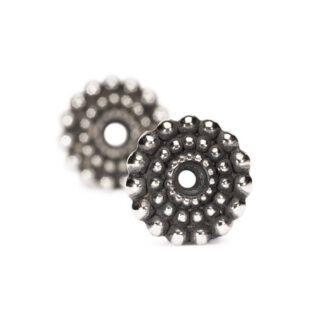 Beads Trollbeads per Orecchini Circolo Solare Piccolo in Argento - 16101
