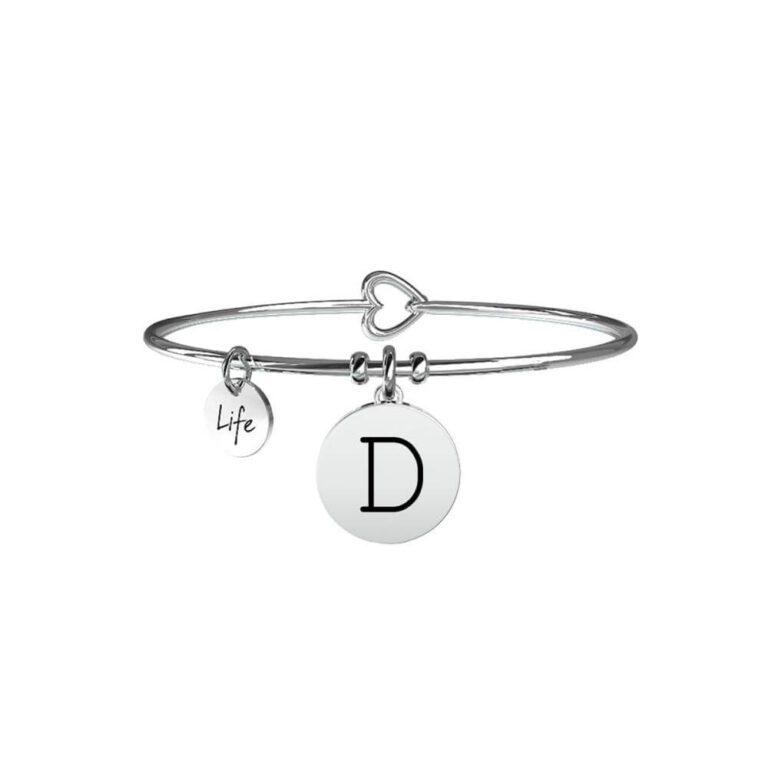 Bracciale Donna Kidult in Acciaio Iniziale  Emozioni - Symbols - 231555D