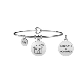 Bracciale Donna Kidult in Acciaio Home - Family - 231572