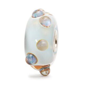Beads Trollbeads Luce di Luna in Argento e Vetro di Murano - 61455