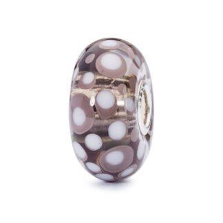 Beads Trollbeads in Argento e Vetro - Conchiglia Tropicale - TGLBE-10203