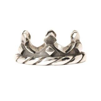 Anello Trollbeads Corona in Argento - R1110