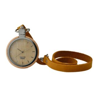 Orologio Legno Tasca Green Time