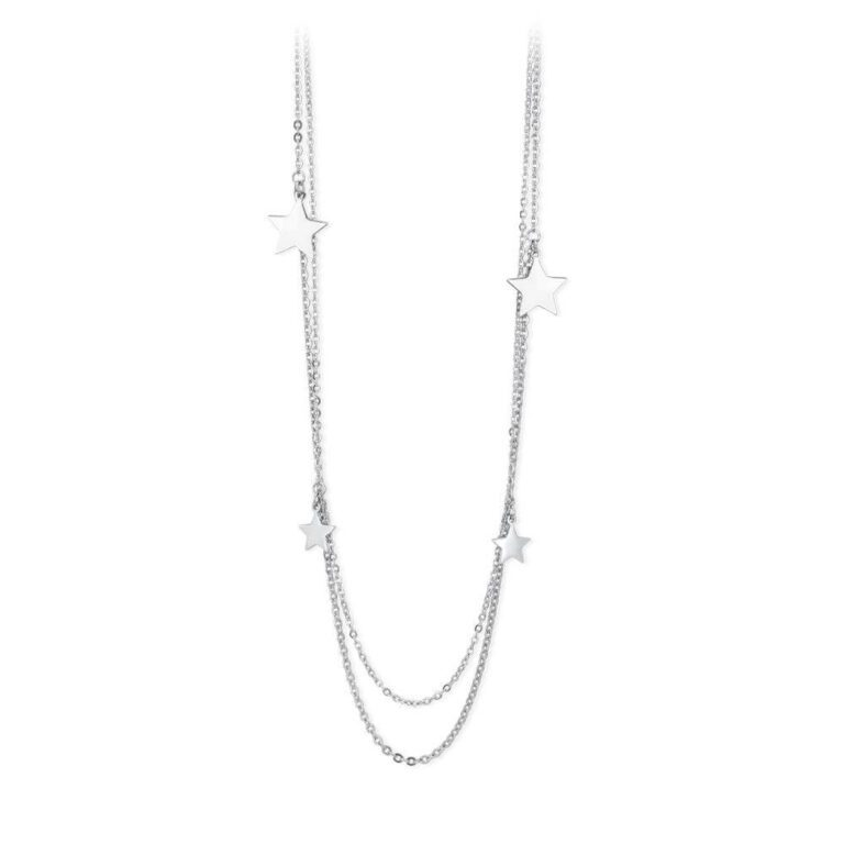 Collana 2Jewels Preppy Donna Stelle - 251482
