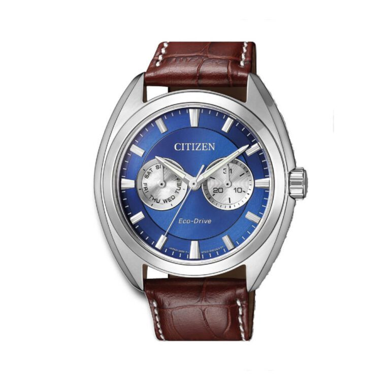 Orologio Uomo Citizen Of Collection Style Multifunzione Eco Drive - BU4011-11L