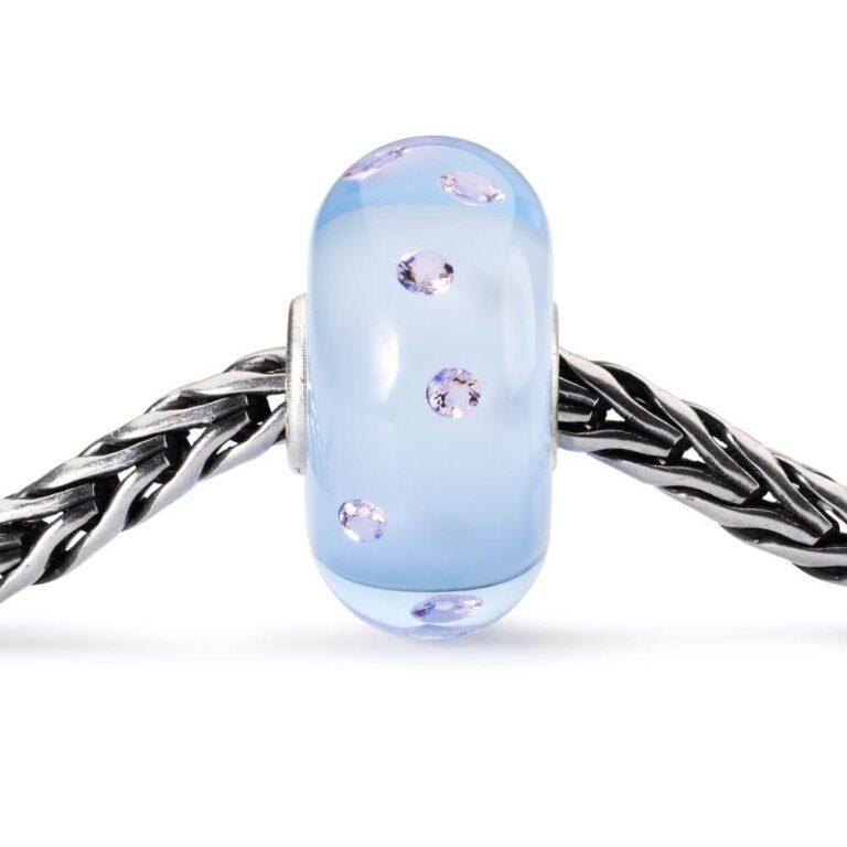 Bead Trollbeads Vetro Onestà - TGLBE-00079 bracciale