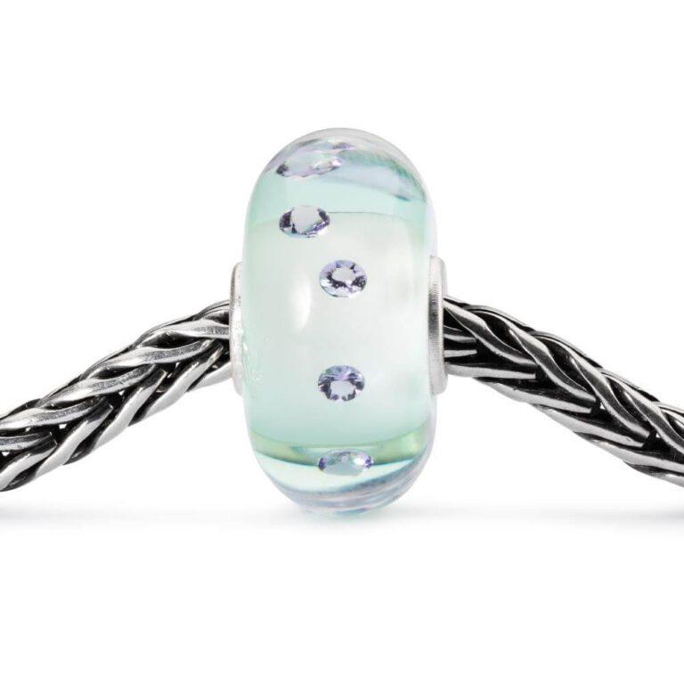 Bead Trollbeads Vetro Protezione - TGLBE-00080 bracciale