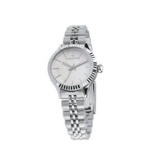 Orologio Hoops Donna Acciaio Luxury Bianco 2560L08