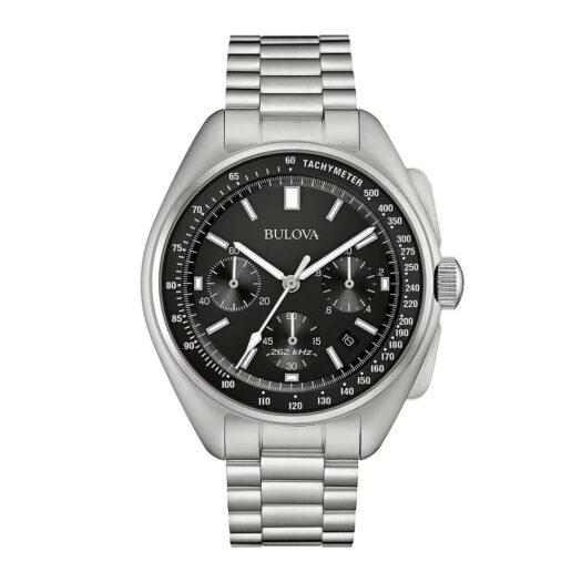 Orologio da Uomo Cronografo Bulova in Acciaio - Lunar Pilot - 96B258