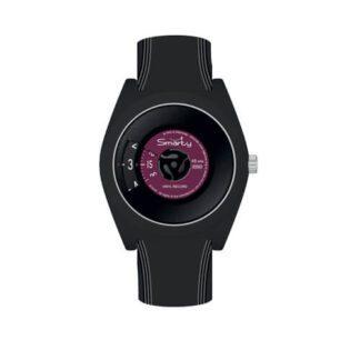 Orologio Smarty Unisex Silicone Termoplastica - Rock Red Wine - SW045C05