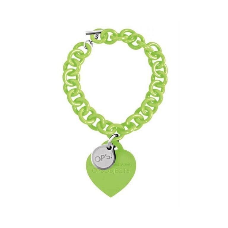 Bracciale OPS Donna Resina Silicone   OPS!Love- OPSBR-26