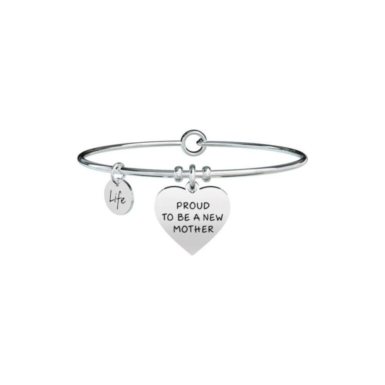 Bracciale Donna Kidult in Acciaio Cuore  New Mother - Special Moments - 731369