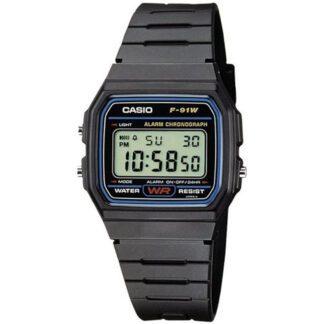 Orologio Cronografo Unisex Casio Resina - F-91W-1YER