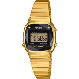 Orologio Casio Unisex Acciaio Dorato - LA670WEGD-1EF