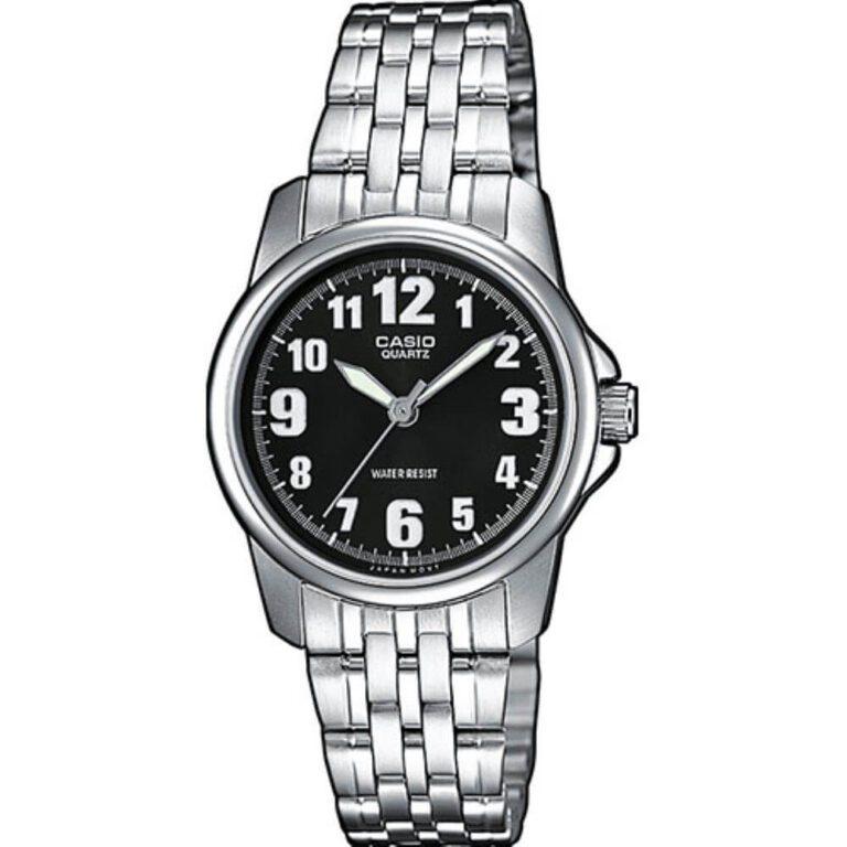 Orologio Casio Unisex Solo Tempo Acciaio - LTP-1260PD-1BEF