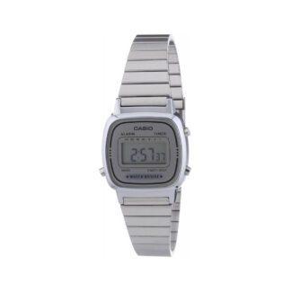 Orologio Cronografo Unisex Casio Acciaio - LA670WEA-7EF