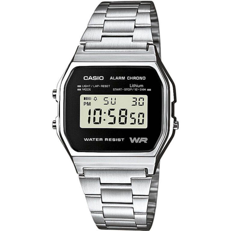 Orologio Casio Unisex Acciaio LA680WEA-1EF