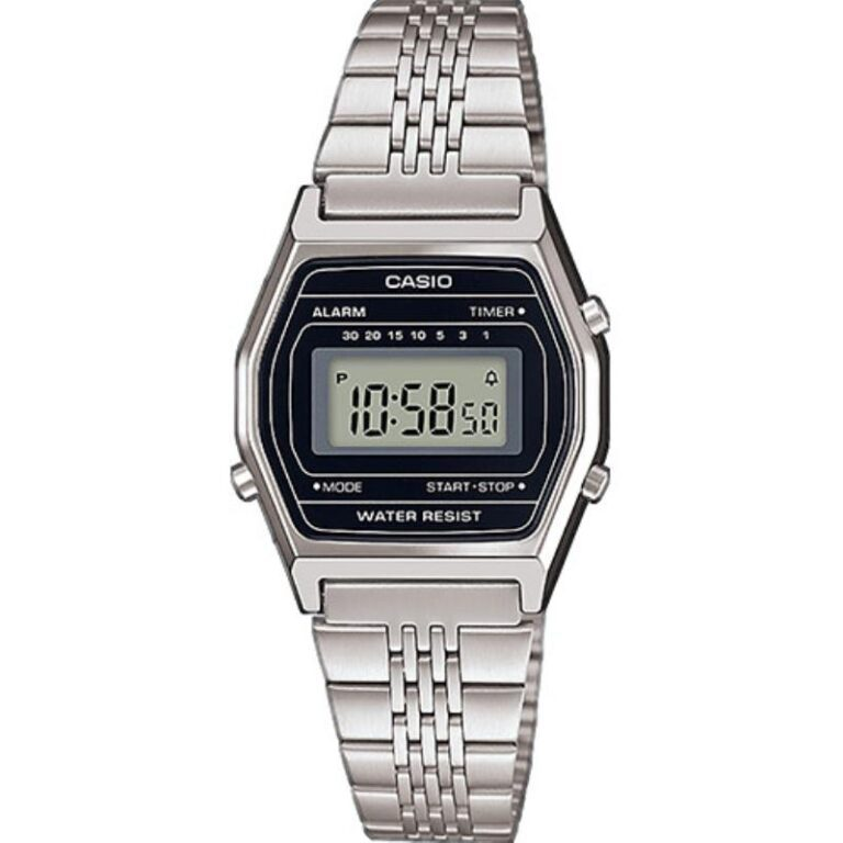 Orologio Casio Unisex Acciaio - LA690WEA-1EF