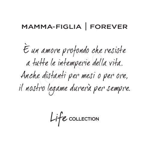 Bracciale Donna Kidult in Acciaio PVD Rosè Mamma Figlia Forever - Love - 731021