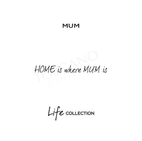 Bracciale Donna Kidult in Acciaio PVD Rosè Mum  Mamma - Family - 731017