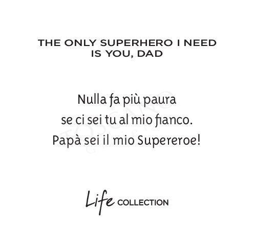 Bracciale Uomo Kidult in Acciaio  The Only Superhero... - Family - 731163
