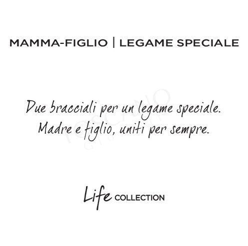 Bracciale Donna Kidult in Acciaio  Madre-Figlio - Family - 731283