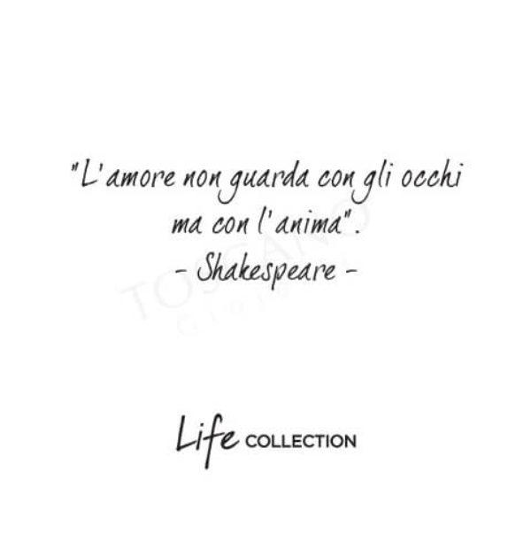 Collana Kidult in Acciaio e Smalti  L'Amore Non Guarda… – Love – 751035