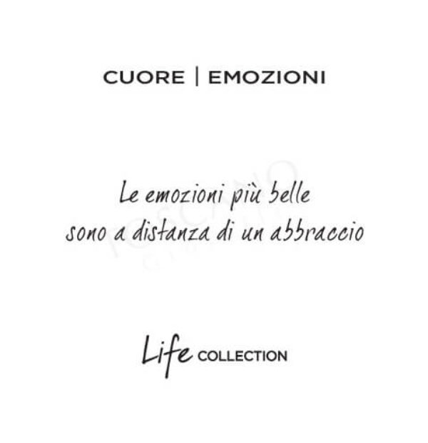 Bracciale Donna Kidult in Acciaio Cuore  Emozioni – Love – 731354