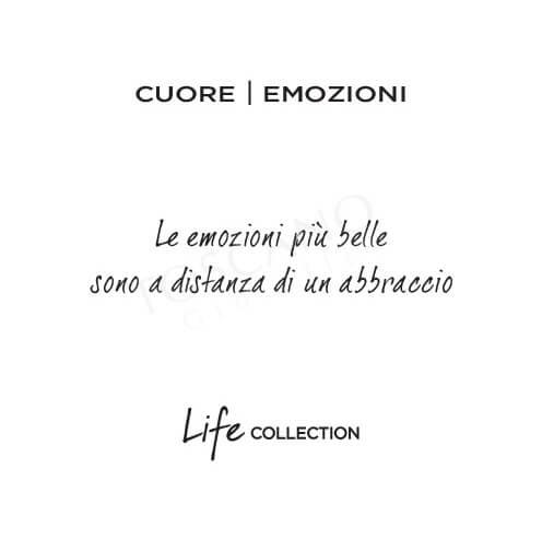 Bracciale Donna Kidult in Acciaio Cuore  Emozioni - Love - 731354