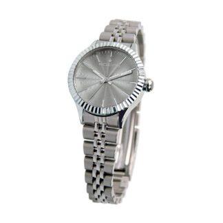 Orologio Donna Hoops Solo Tempo Acciaio Silver - Luxury - 2560L02