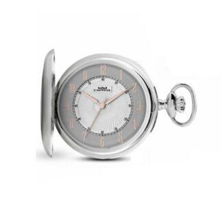 Orologio Tasca Capital Solo Tempo Acciaio - Tasca - TX153*LZ